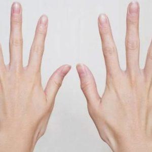 性欲の強い女性 薬指が人差し指より長い